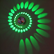 AC 110-130 AC 220-240 3 집적 LED 모던/콘템포라리 일렉트로플레이티드 특색 for LED 전구 포함,주변 라이트 벽 빛