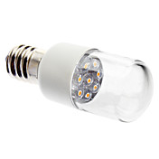 0.5W E14 LED 캔들 조명 7 딥 LED 45 lm 따뜻한 화이트 장식 AC 220-240 V