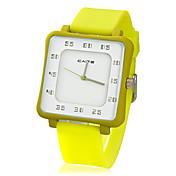 7035G-5 유행 여가 실리카 석영 시계