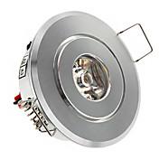 1W 110LM 2800-3300K는 공정한 판단 LED 내각 빛 (AC 90-240V)