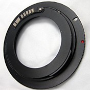 AF 400D 450D 500D 550D 40D 50D 60D 5D의 7D에 대한 EOS 카메라에 M42의 42mm 렌즈를 확인