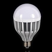 36w E27는 2880-3240lm 3000-3500K 따뜻한 화이트 색상 빛 글로브 전구를 주도 72x5730smd (220V)