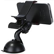 Montaje para Soporte de Teléfono Coche Rotación 360º Plástico for Teléfono Móvil