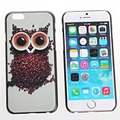 용 아이폰6케이스 / 아이폰6플러스 케이스 패턴 케이스 뒷면 커버 케이스 부엉이 하드 PC iPhone 6s Plus/6 Plus / iPhone 6s/6