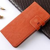 beittal® británico cola de ardilla estilo venas cubierta modelo de cuero delgada para iPhone6 más (color clasificado) ip6psswpt