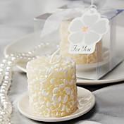 1 개 프라그 란스 아로마 테라피 촛불