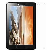 dengpin 8 '' de alta definición clara hd invisible película del protector del protector de la pantalla para la lengüeta lenovo a8-50 tableta A5500