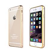 용 아이폰6케이스 / 아이폰6플러스 케이스 충격방지 케이스 범퍼 케이스 단색 하드 메탈 iPhone 6s Plus/6 Plus / iPhone 6s/6
