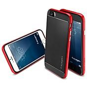 Para Funda iPhone 6 / Funda iPhone 6 Plus Antigolpes Funda Cubierta Trasera Funda Armadura Suave SiliconaiPhone 6s Plus/6 Plus / iPhone