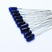 luz azul luz de la mini filamento de tungsteno para la prueba de arduino (10 piezas)