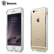 용 아이폰6케이스 / 아이폰6플러스 케이스 투명 케이스 뒷면 커버 케이스 단색 소프트 TPU iPhone 6s Plus/6 Plus / iPhone 6s/6