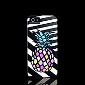 용 아이폰5케이스 패턴 케이스 뒷면 커버 케이스 과일 하드 PC iPhone SE/5s/5