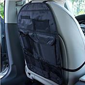 새로운 프로모션 자동차 액세서리 좌석은 의자의 뒷 좌석의 가방 스토리지 멀티 포켓 수첩 자동차 시트 가방을 커버