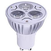 9w GU10의 900lm 따뜻한 / 차가운 빛 램프 스포트 라이트를 주도 (85-265V)
