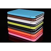caja elegante de cuero del soporte magnético ultra-delgada para Samsung Galaxy Note 8.0 n5100 color clasificado