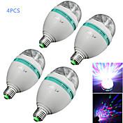 3W LED 글로브 전구 200 lm 고성능 LED 장식 AC 85-265 V