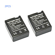 YouOKLight® 2PCS Battery for Gopro Hero 3+/3, 1050mAh