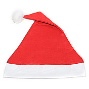 레드 - 크리스마스 - 직물 - 장식품