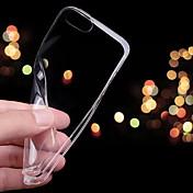 아이폰 5 / 5S에 대한 아이폰 7 플러스 울트라 얇은 0.3mm의 투명 TPU 소프트 케이스