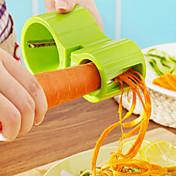 Peeler & rivejern For til grønsager Plastik Rustfrit stål Høj kvalitet