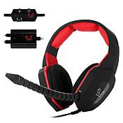 호 - 939mv 광 디코더 비디오 게임 PC / 맥 / X 박스 하나 / X 박스 360 / PS3 / PS4에 대한 귀 헤드폰 분리 마이크를 통해 헤드셋