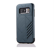 Funda Coque Silicon TPU Soft Cover Hard PC Plastic Cases For Galaxy S7/S7edge/S6/S5/S4 Hybrid Candy Dazzle Colorful Case