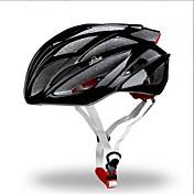 여성용 / 남성용 / 남여 공용-산 / 도로 / 스포츠-사이클링 / 산악 사이클링 / 도로 사이클링 / 레크리에이션 사이클링-헬멧(레드 / 블루 / 실버,PC / EPS)21 통풍구
