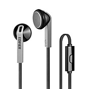 Edifier H190P 이어폰 ( 인 이어)For미디어 플레이어/태블릿 / 모바일폰 / 컴퓨터With마이크 포함 / Hi-Fi