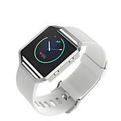 실리콘 스포츠 밴드 용 핏빗 손목 시계