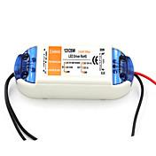 AC 90 ~ 240V de corriente continua a 0.62a 28w 12v 2a llevó el conductor de alimentación - + naranja blanco
