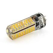 6W G6.35 LED Bi-pin 조명 T 72 SMD 2835 460 lm 따뜻한 화이트 / 차가운 화이트 장식 V 1개