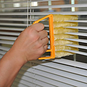 Alta calidad Sala de estar / Baño Removedor de Pelusa y Cepillo Utensilios,Plástico / Textil