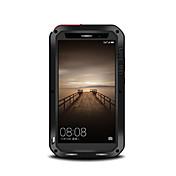 용 충격방지 방진 방수 케이스 풀 바디 케이스 단색 하드 메탈 용 Huawei Huawei Mate 9