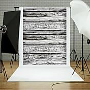 5x7ft 나무 벽 바닥 photography 배경 스튜디오 블루 보드 테마의 새로운 소품