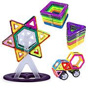 자석 장난감 93 조각 MM 스트레스 완화 DIY 키트 자석 장난감 조립식 블럭 3D퍼즐 교육용 장난감 과학&디스커버리 완구 잡다한 것 집행 장난감 퍼즐 큐브 선물