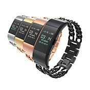 스테인레스 스틸 클래식 버클 용 핏빗 손목 시계