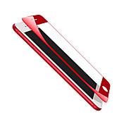 안정된 유리 화면 보호기 용 Apple 아이폰 (7) 화면 보호 필름 스크래치 방지 지문 방지 고해상도 (HD) 9H강화 2.5D커브 엣지 폭발의 증거 울트라 씬