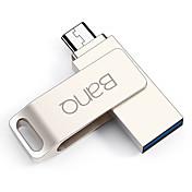 banq t80plus 64 기가 바이트 otg 마이크로 usb usb 3.0 안 드 로이드 핸드폰 태블릿 pc에 대 한 플래시 드라이브 u 디스크