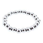 Elegante Perlförmige Armband