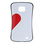 Red Dot Pattern Protective weicher TPU Fall für Samsung Galaxy S2 I9100