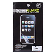 5 In 1 HD Mirror Screen Protector with Cleaning Cloth for Samsung Galaxy Note 2 N7100