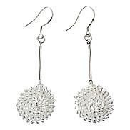 Earring Star Drop Earrings Jewelry Women Party / Daily Sterling Silver Silver