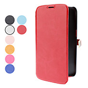 Fashion D Buckle PU Leather for Samsung Galaxy Mega 6.3 I9200 (Assorted Colors)