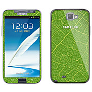 Greenery  Pattern Body Sticker for Samsung Galaxy Note 2 N7100