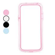 Transparent Bumper for Samsung Galaxy S4 Mini I9190