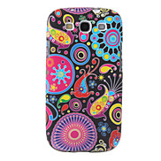 Colorful Jellyfish Rainbow Rubber Soft Cover Case for Samsung Galaxy S3 I9300