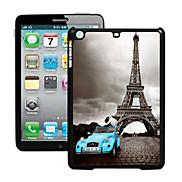 Eiffel Tower Pattern 3D Effect Case for iPad mini 3, iPad mini 2, iPad mini