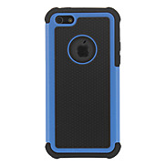 Defender Series Hybrid Case with Interior Silicone Cover for iPhone 5/5S