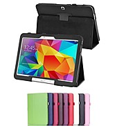 Full Body Leather Case with Stand for Samsung Galaxy Tab4 10.1 T530