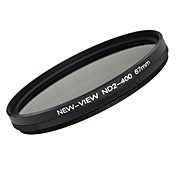 New Viewr ND2 to ND400 Filter for Camera(67mm)